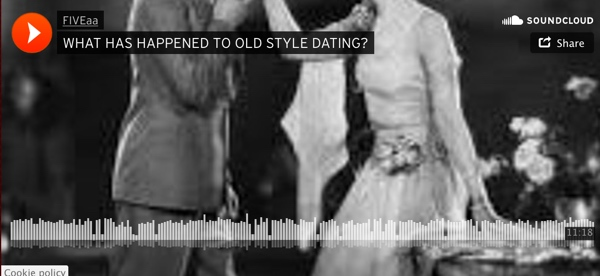 What has Happened to Old Style Dating