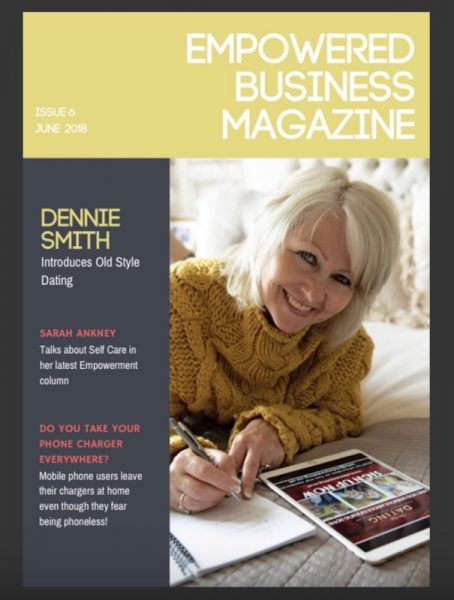Old Style Dating featured in Empowered Business Magazine
