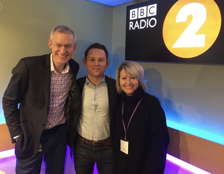 BBC Radio 2 with Jeremy Vine