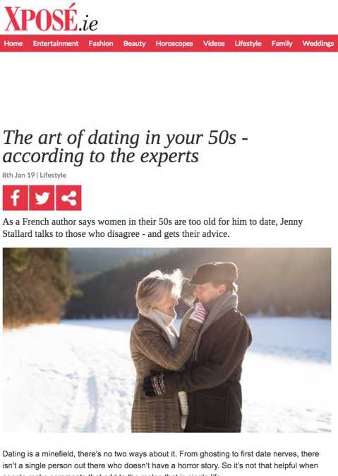 The art of dating in your 50s – Life Style Xposé